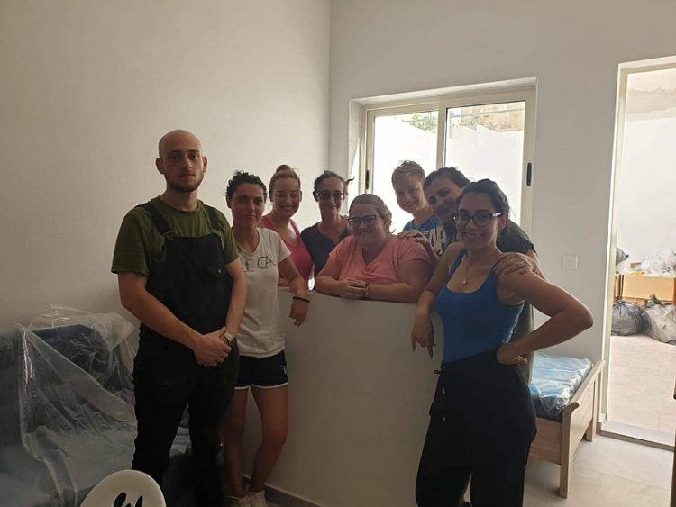 Volunteer Days at Alberto Marvelli Residence