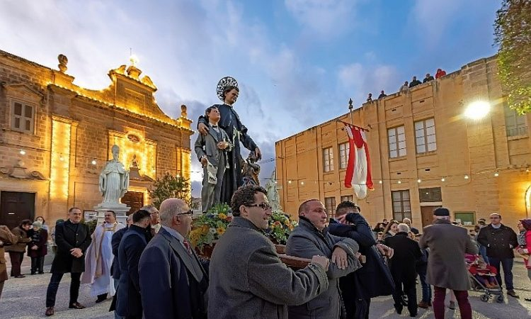 Feast of Don Bosco in Gozo 2020