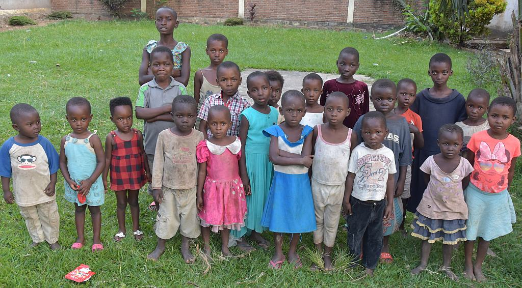 Donate and support our charitable campaign to help Burundi Children